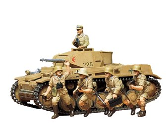 1/35 Military Miniature Series no.9 German Panzerkampfwagen II