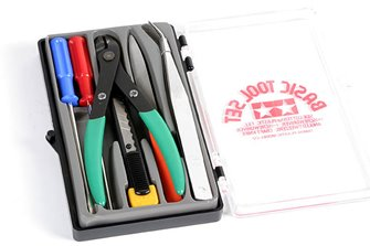 Tamiya Craft Tools Series no.16 Basic Tool Set