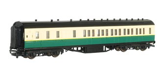 Gordon's Express Brake Coach