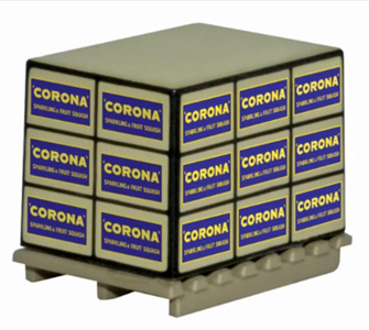 Pallet Loads Corona Squash