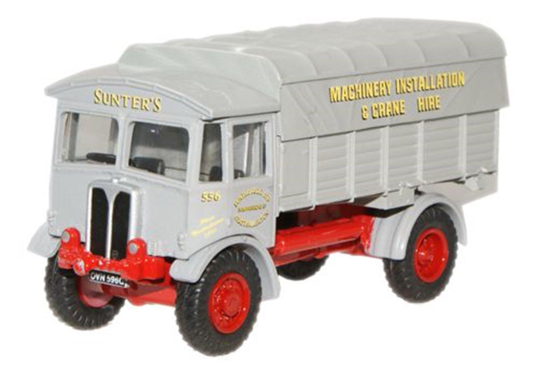 "AEC Matador Lorry ""Sunters"""