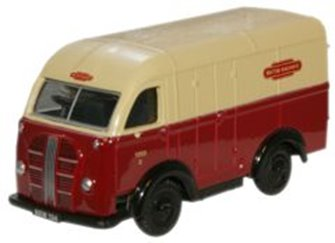Austin 3 Way Van British Rail