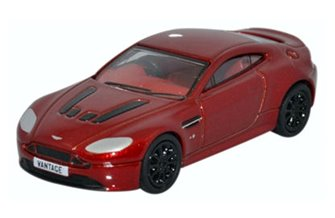 Aston Martin V12 Vantage S Volcano Red