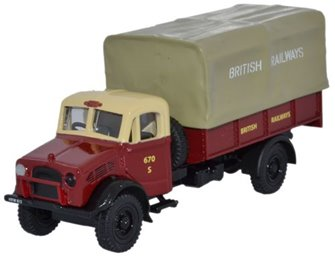 British Rail Bedford OY 3 Ton GS (A)