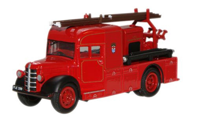 London Fire Brigade Bedford WLG Heavy Unit