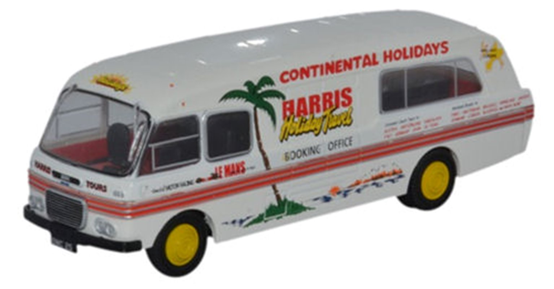 BMC Mobile Unit Booking Office Harris Coaches