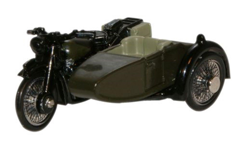 BSA Motorcycle Sidecar 34th Armoured Brigade 1945