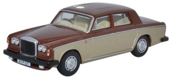 Bentley T2 Saloon Nutmeg Silver Sand