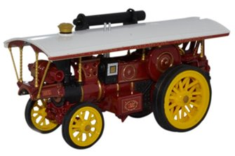 Burrell Showmans Loco No.1