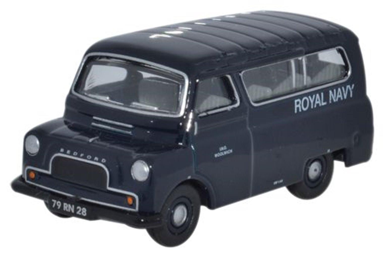Bedford CA Minibus Royal Navy