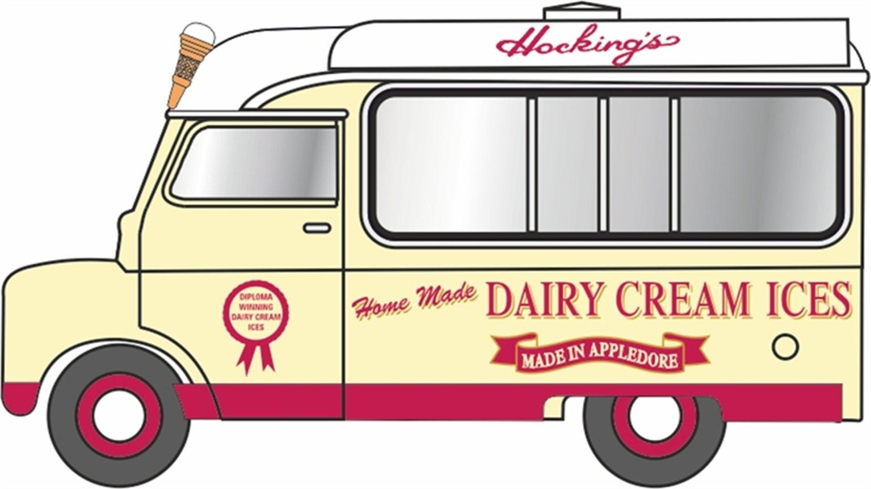 Bedford CA Ice Cream Hockings