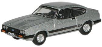 Strato Silver Ford Capri MkIII
