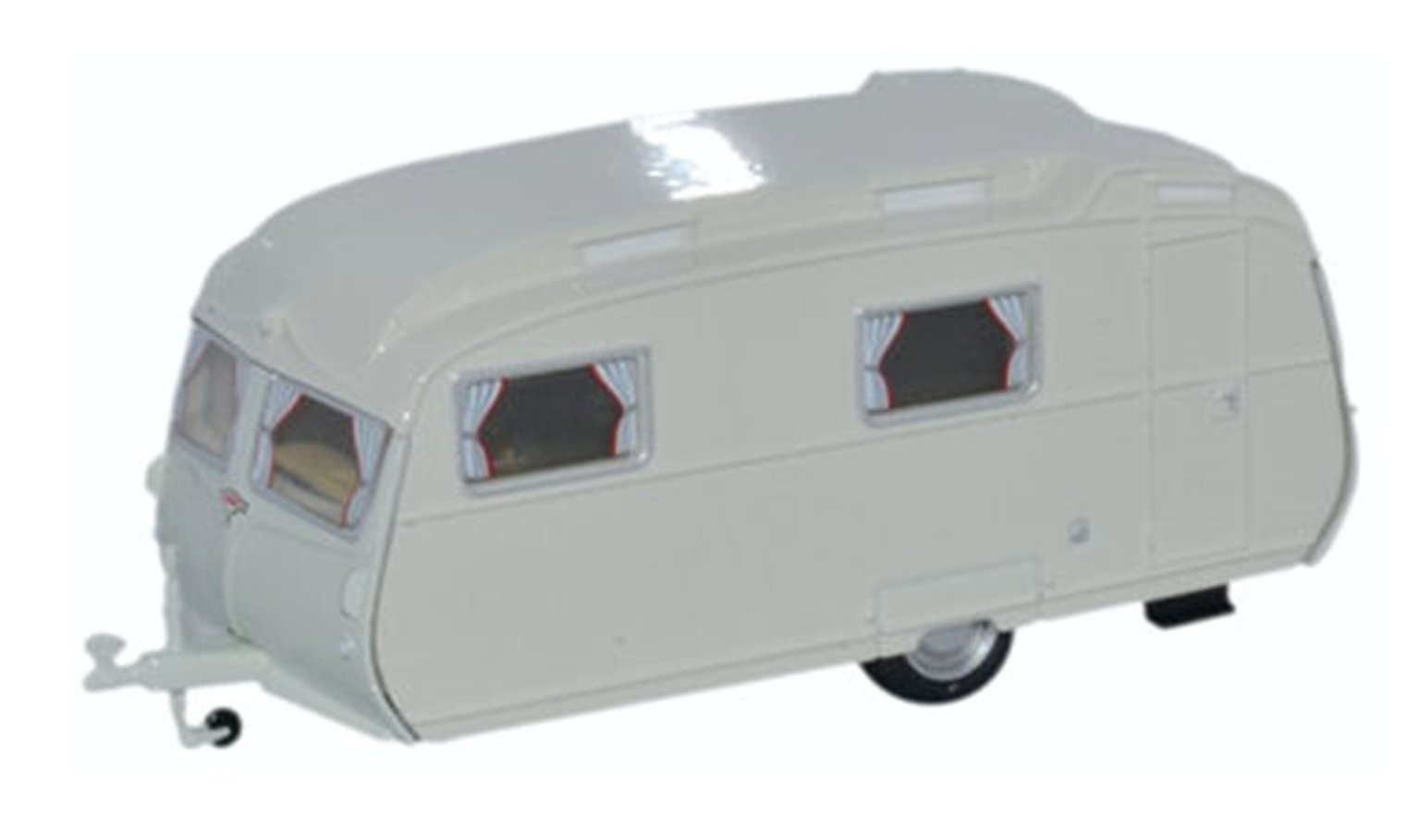 Carlight Continental Caravan Light Grey