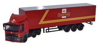 DAF 85 40ft Box Trailer Royal Mail