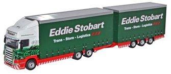 Scania Topline Drawbar Unit Eddie Stobart