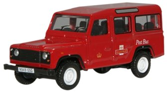 Royal Mail Land Rover Defender (B)