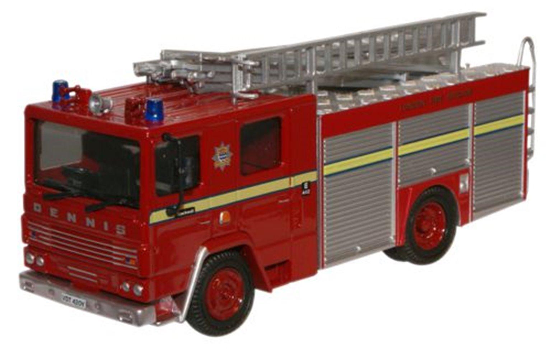 London FB Dennis RS Fire Engine