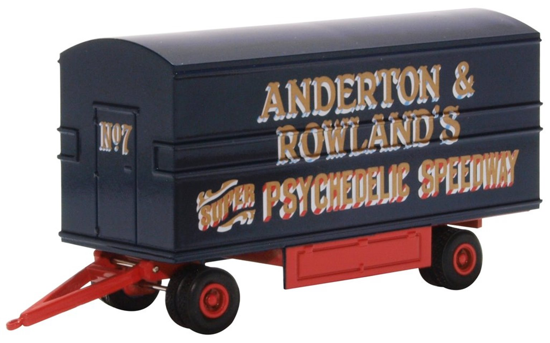 76DTR002 Showground Dodgem Trailer Anderton & Rowlands