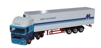 ERF EC Olympic Fridge John Mackirdy Ltd