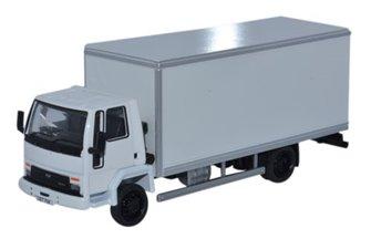Ford Cargo Box Van White