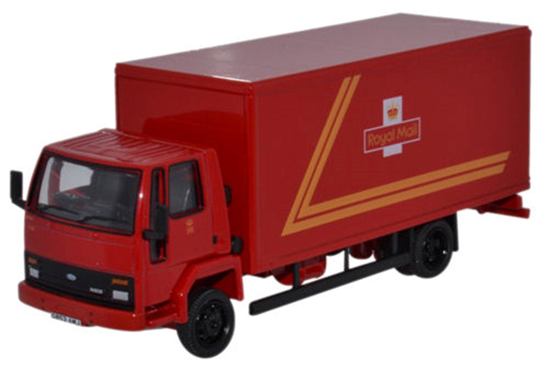 Ford Cargo Box Van Royal Mail
