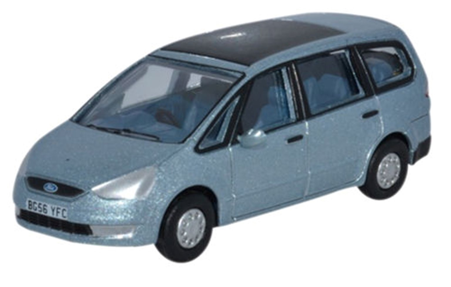 Ford Galaxy Ice Blue