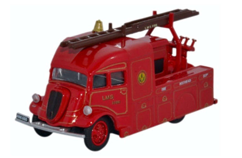 Fordson Heavy Pump Unit London Fire Brigade