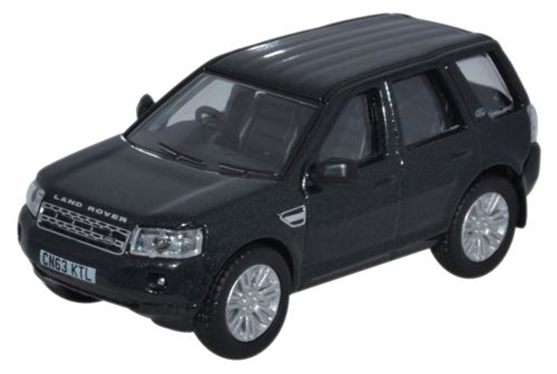 Land Rover Freelander Santorini Black