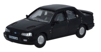 Ford Sierra Sapphire Ebony Black