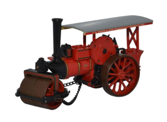 76FSR006 Fowler Steam Roller No.15981 Eve