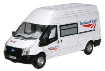 Ford Transit Network Rail