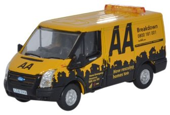 Ford Transit SWB Low Roof AA