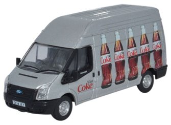 Ford Transit LWB High Roof Diet Coke (Bottles)