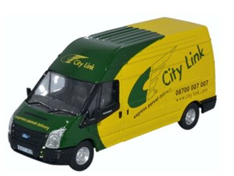 Ford Transit MK 5 LWB High Roof City Link