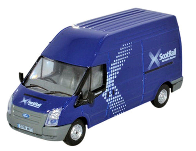 Ford Transit Mk5 LWB High Scotrail