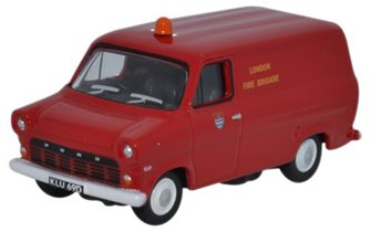 Ford Transit Mk1 London Fire Brigade