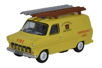 Ford Transit Mk1 City of Carlisle Fire Service