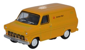 Ford Transit Mk1 British Rail