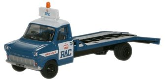 RAC Ford Transit MkI Beavertail