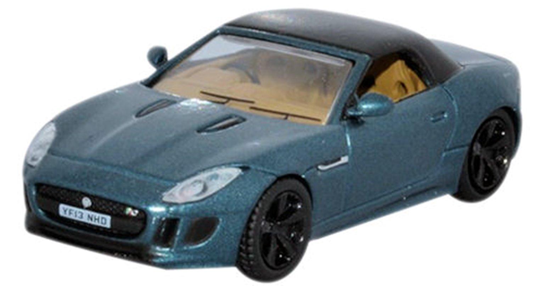 Jaguar F Type British Racing Green Metallic