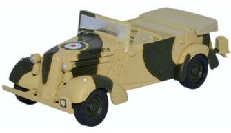 Humber Snipe Tourer Old Faithful General Montgomery ITA 42
