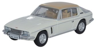 Jensen Interceptor Old English White/Tan