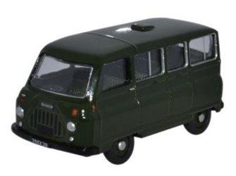 Morris J2 Minibus British Army HQEC