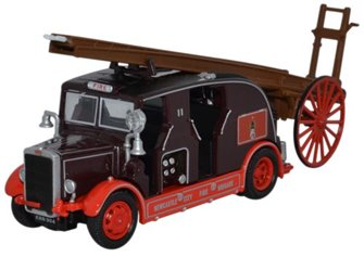 Leyland Cub FK7 Newcastle City Fire Brigade