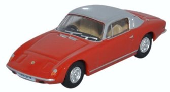 Lotus Elan +2 Red/Silver