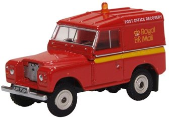 76LR2AS002 Land Rover Series IIA SWB Hard Top Royal Mail PO Recovery
