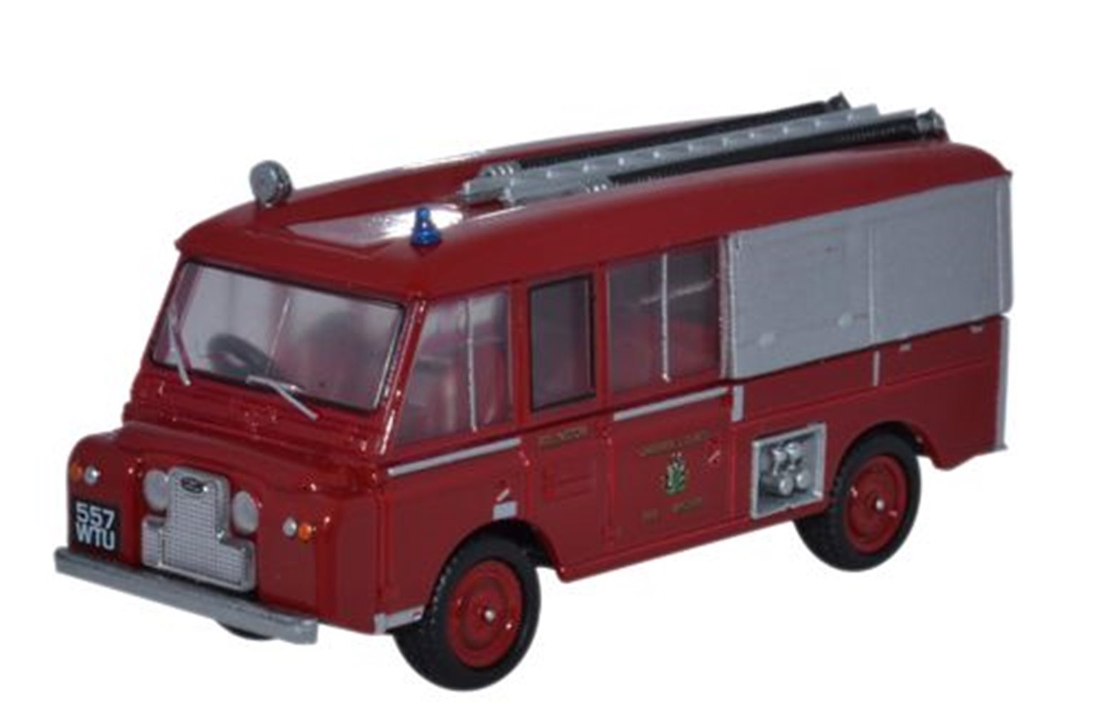 Land Rover FT6 Carmichael Cheshire County Fire Brigade