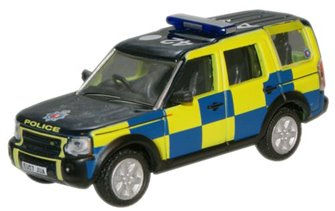 Essex Police Land Rover Discovery