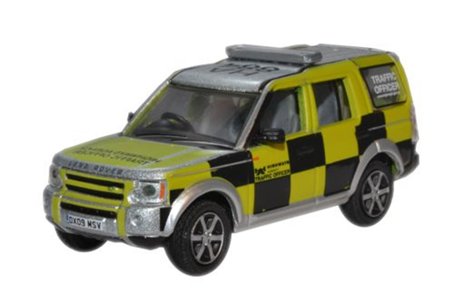 Highways Agency Land Rover Discovery