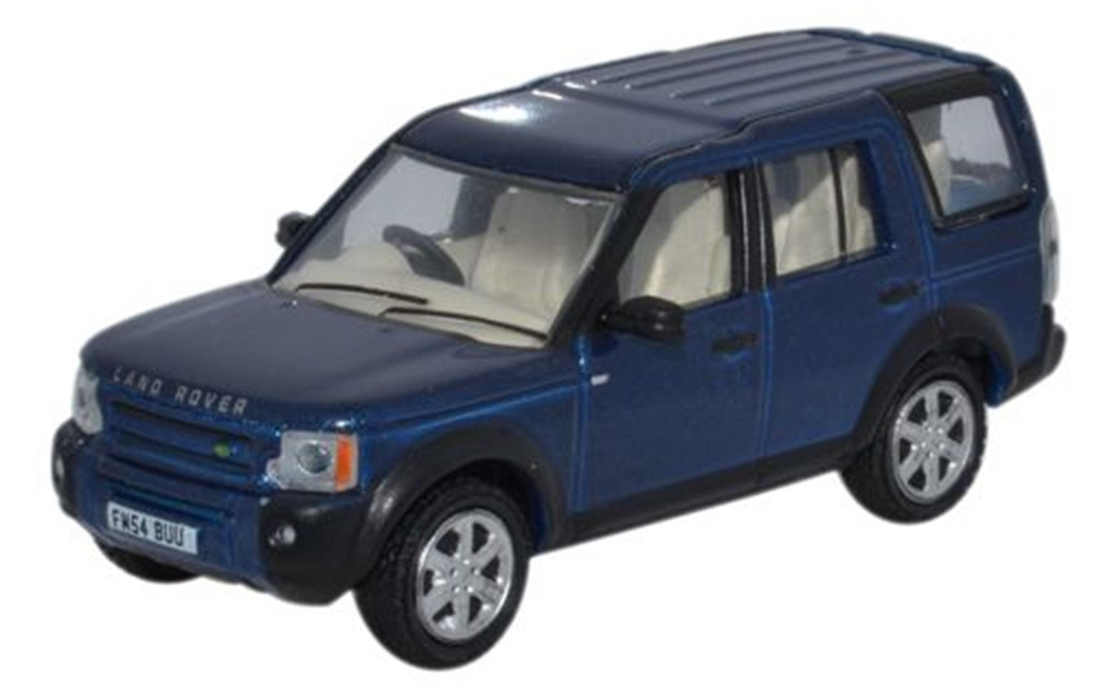 Land Rover Discovery 3 Cairns Blue Metallic